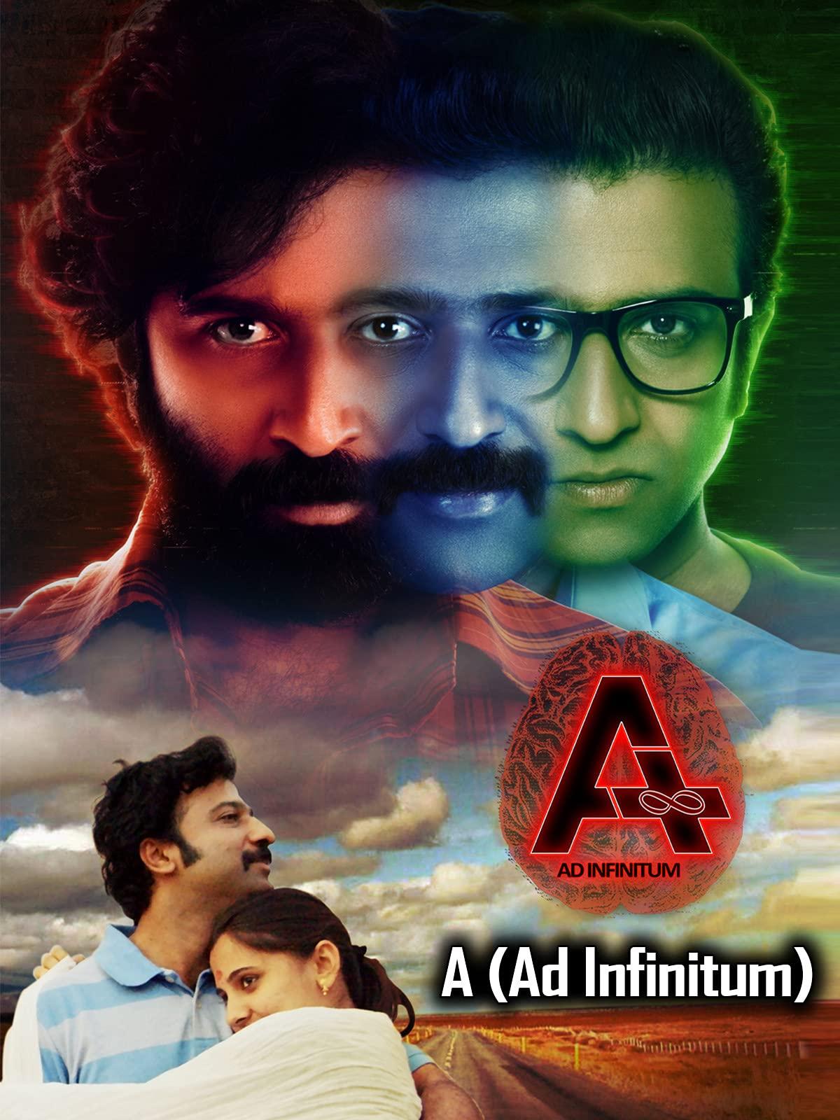A Ad Infinitum (2021) Hindi Dubbed (FanDub) 480p UNCUT HDRip ESubs 450MB Download