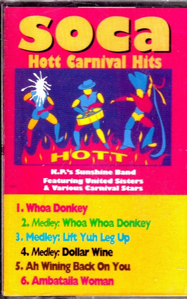Soca Hot Carnival Ranking TOP17 Hits Minneapolis Mall