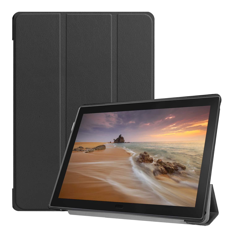 Funda Para Lenovo Tab E10 Tb-x104f, Flip Cover