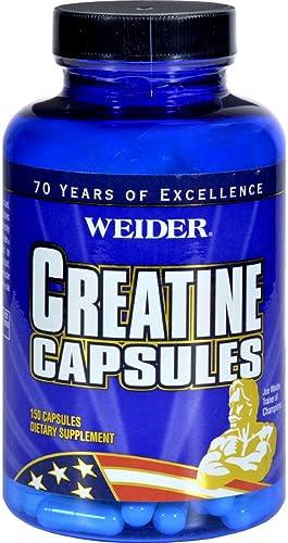 Weider Creatine Capsules – 150 Capsules