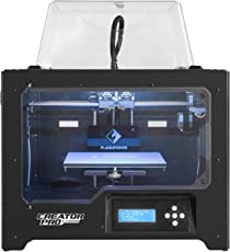 Flashforge® Impresora 3d Creator Pro Impresora De Doble Extrusora