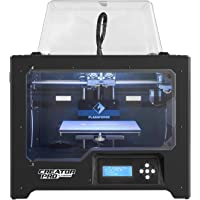 Flashforge® 3D Printer Creator Pro Dual Extruder Printer with Optimized Build Plate and Upgraded Spool Holder