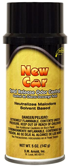 new car total release odor eliminatorAmazoncom SM Arnold 66304 Total Release Odor Fogger New Car