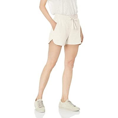 Essentials Women's French Terry Fleece Short: Clothing