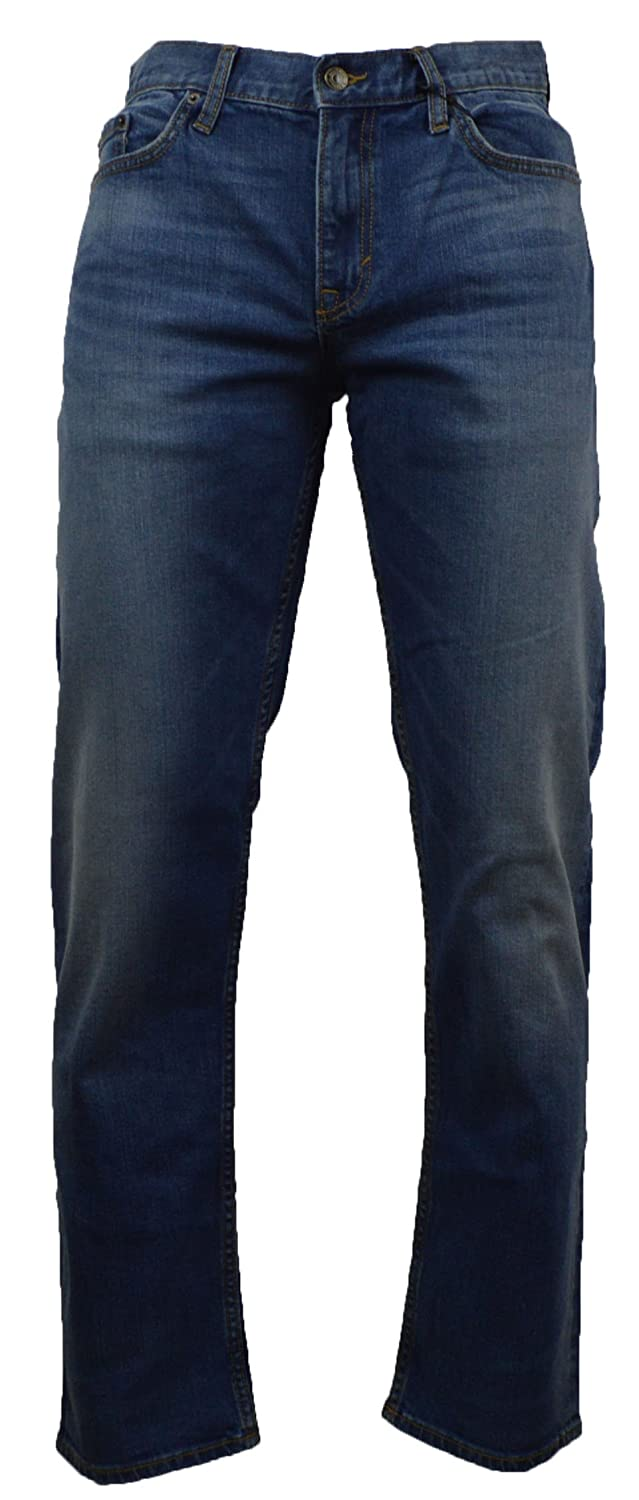 0d510cb112b Machine wash.Imported. Stretch denim in spring-forward light wash. Button  closure. Zip fly. Belt loops. Five pocket styling.