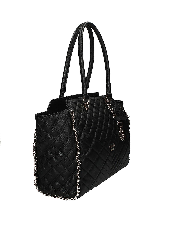 Guess Lucie Shopper 38 cm Black: Amazon.co.uk: Shoes & Bags