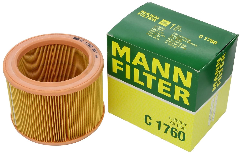 Mann Filter C1760 Filtro de Aire