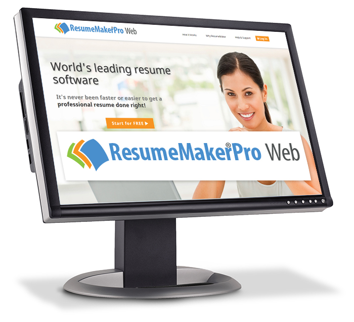 ResumeMaker Professional Web - Quarterly Subscription [Online Code] by Individual Software