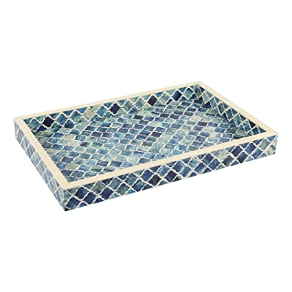 Amazon Com Handicrafts Home Decorative Tray Inspired Vintage