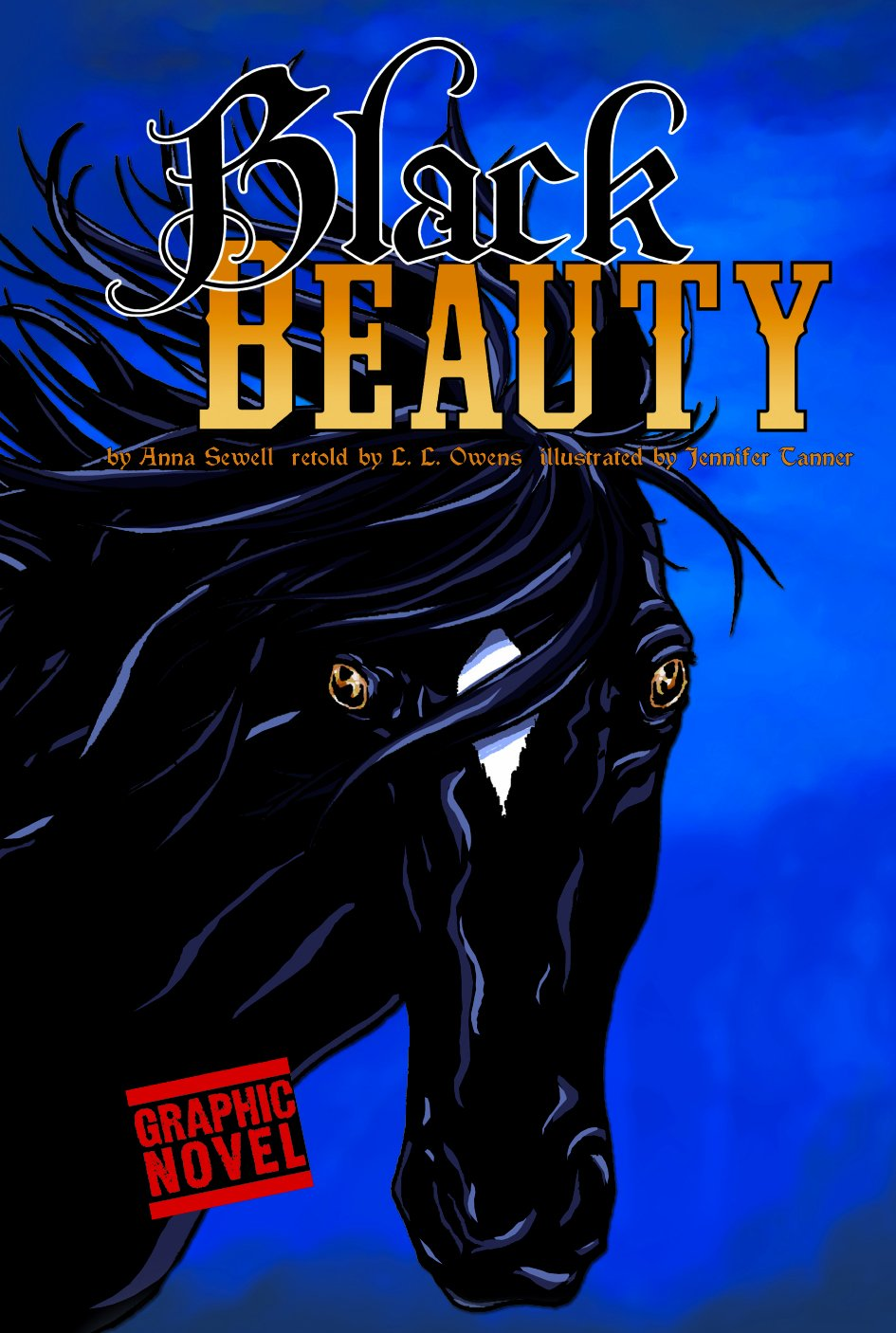 black beauty graphic fiction graphic revolve