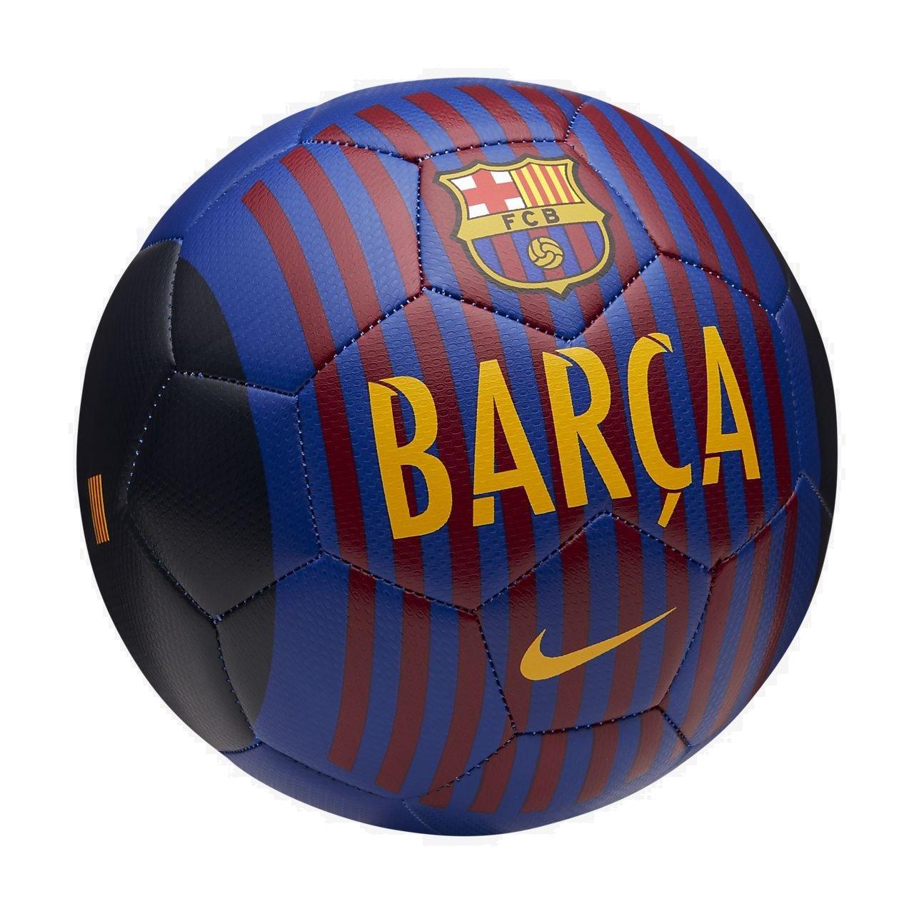 Amazon.com   NIKE FC Barcelona Prestige Soccer Ball   Sports   Outdoors fd7b2d0e0b1
