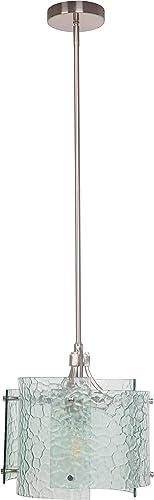 Craftmade P690BNK1 One Light Mini Pendant