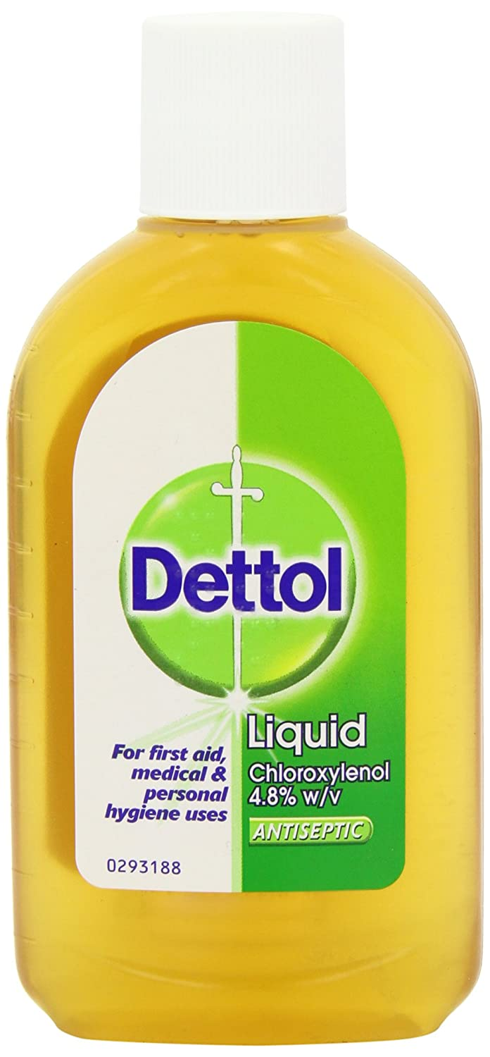 Dettol Brown Liquid 250 Ml Pack Of 12 Health Antiseptic 100 Personal Care