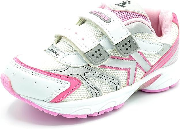 Kelme Zoe Rosa - Zapatilla Deportiva Running con Velcro para niña.: Amazon.es: Zapatos y complementos