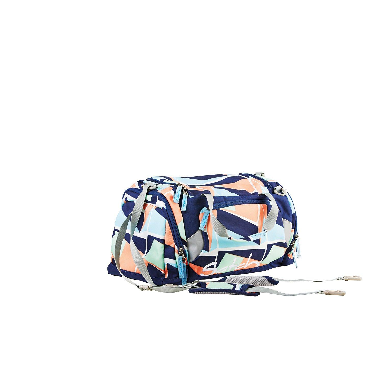 SATCH Summer Sportbag SA-13-NST-17 50 cm 25 L Crazy Orange Blue Green