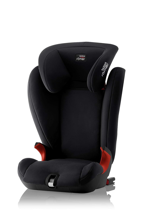 Britax R/ömer Kindersitz 15-36 kg KIDFIX SL Autositz Isofix Gruppe 2//3 cosmos black