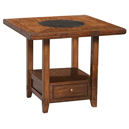 Genial Amazon.com   Winners Only, Inc. Zahara Round Dining Table W Drop Leaf    Tables