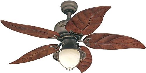 Westinghouse Lighting 7236200 Oasis Indoor Ceiling Fan