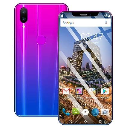 Amazon.com: Besde - Teléfono móvil desbloqueado, pantalla ...