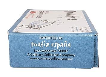 Amazon.com: Matiz Sardinillas con pimientos de piquillo ...