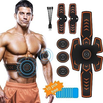 Shubel Electrostimulateur Musculaire Ceinture Abdominale