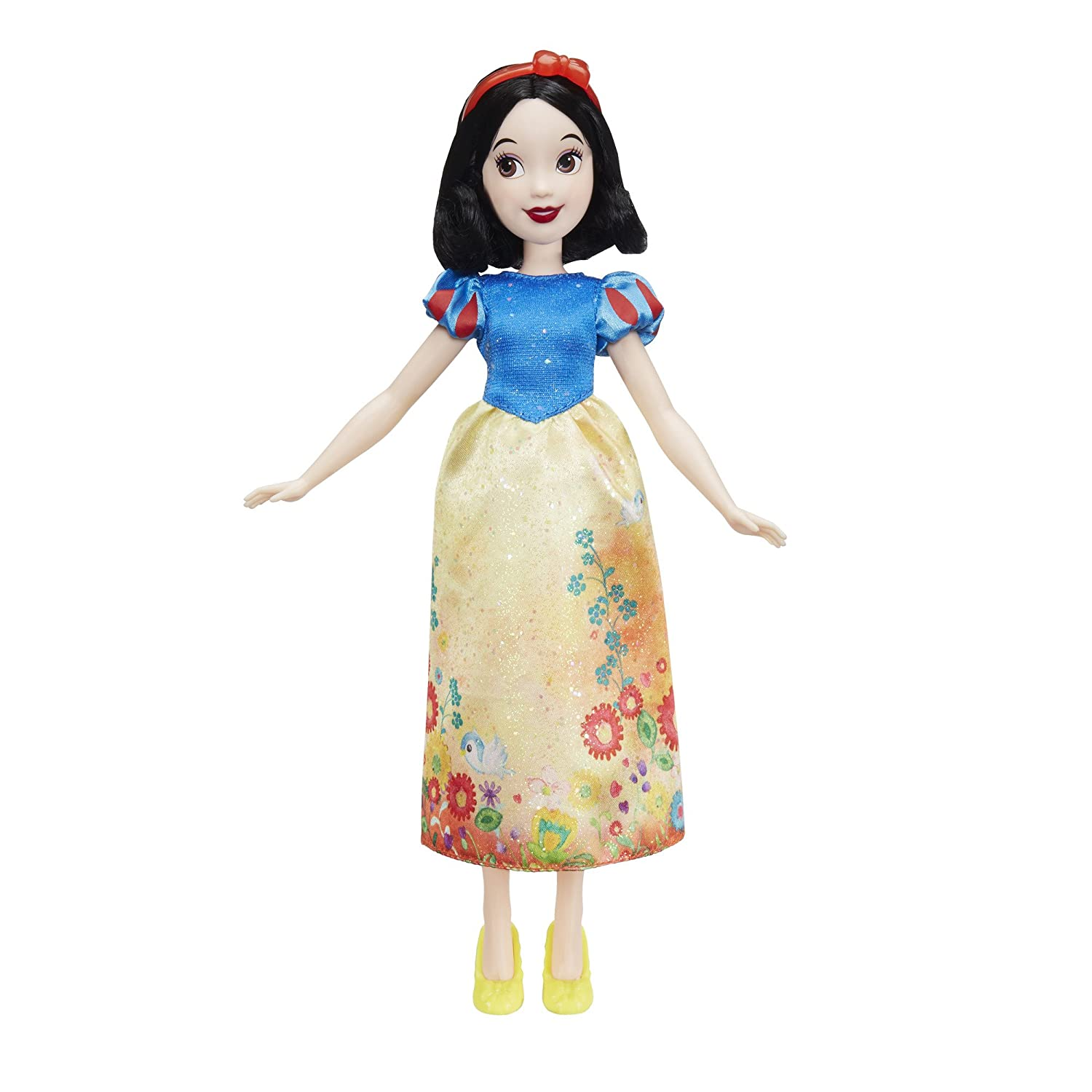 Disney Princess Royal Shimmer Snow White Doll Hasbro E0275