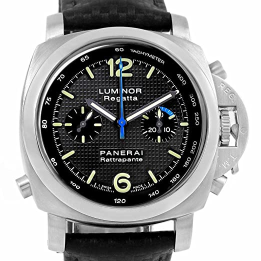 Panerai Luminor automatic-self-wind Mens Reloj (Certificado) de segunda mano: Panerai: Amazon.es: Relojes
