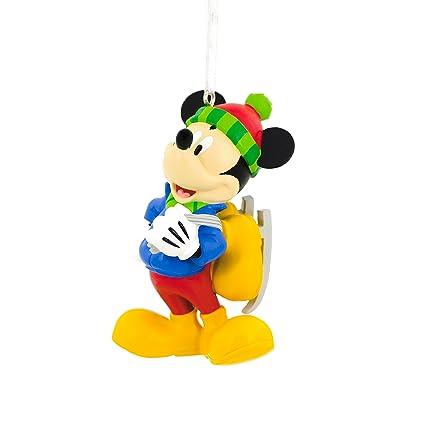 Hallmark Disney Mickey Mouse Christmas Ornaments - Amazon.com: Hallmark Disney Mickey Mouse Christmas Ornaments: Home