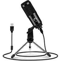 USB Microphone for Computer ARCHEER Condenser Recording PC Microphone for Laptop MAC or Windows, Professional Plug&Play…