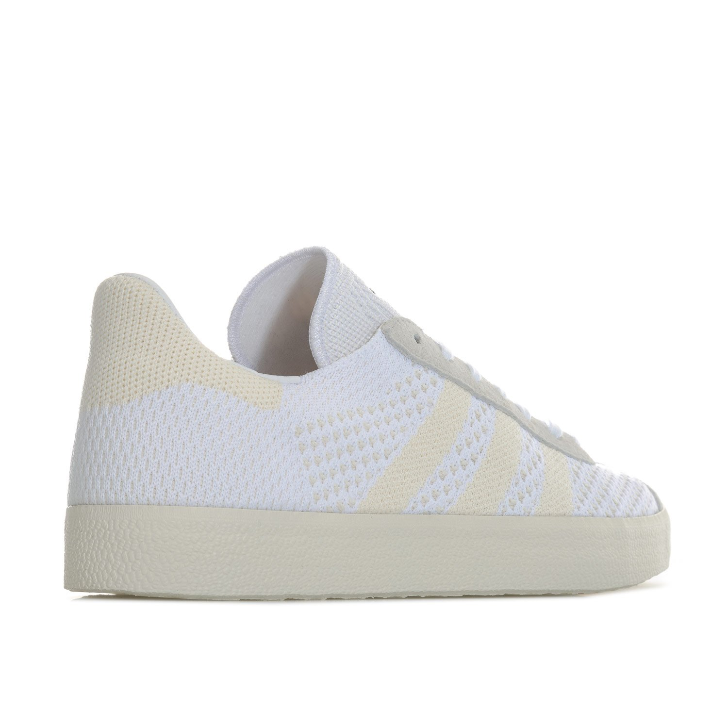 new arrival eb2f3 e5354 adidas Menss Gazelle Primeknit Low-Top Sneakers Amazon.co.uk Shoes   Bags