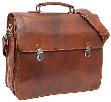1c012808f0c26 Gusti Leder studio  quot Philipp quot  große elegante Businesstasche Laptoptasche  15
