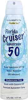 product image for Florida Salt Scrubs Florida Cruiser Sunscreen, 5.5 Ounce, SPF 50