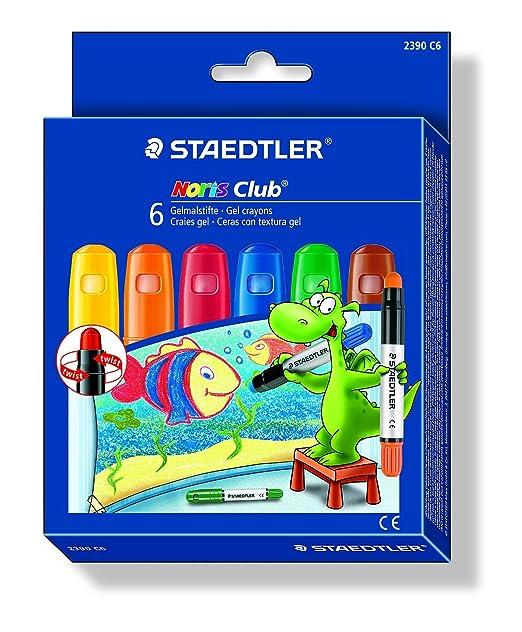 3 opinioni per Staedtler Cf6 Pastelli A Gel Gira E Colora