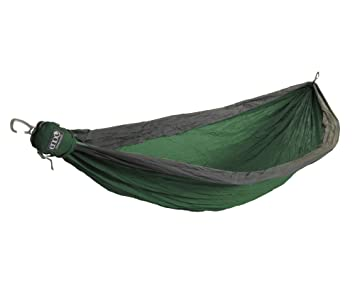 eno eagles nest outfitters   technest hammock lichen charcoal amazon    eno eagles nest outfitters   technest hammock lichen      rh   amazon