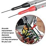 Electrical Multimeter Test Leads Set with Alligator Clips Test Hook Test Probes Lead Professional Kit 1000V 10A CAT.II
