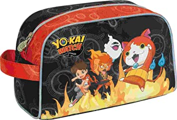 Sportandem Yo Kai Watch Fire Mochila Tipo Casual, 25 cm: Amazon.es: Equipaje