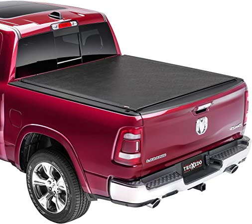 Truxedo Lo Pro Soft Roll Up Truck Bed Tonneau Cover 544901 Fits 09 18 19 20 Classic Ram 1500 W Rambox 5 7 Bed 67 4 Automotive Amazon Com