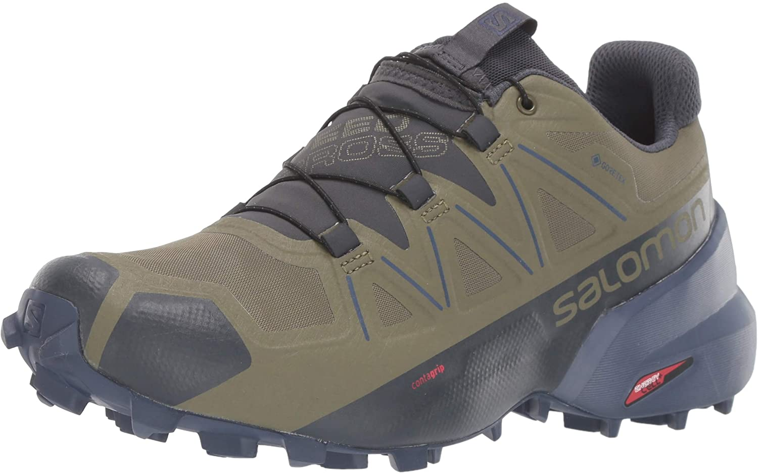 Salomon Women s Speedcross 5 GTX Trail Running Shoes