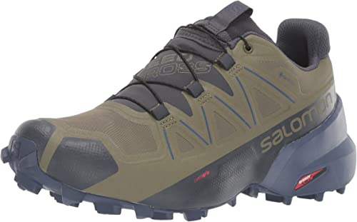 Salomon W Speedcross 5 GTX - Zapatillas de Running para Mujer, Color, Talla 36 2/3 EU: Amazon.es: Zapatos y complementos