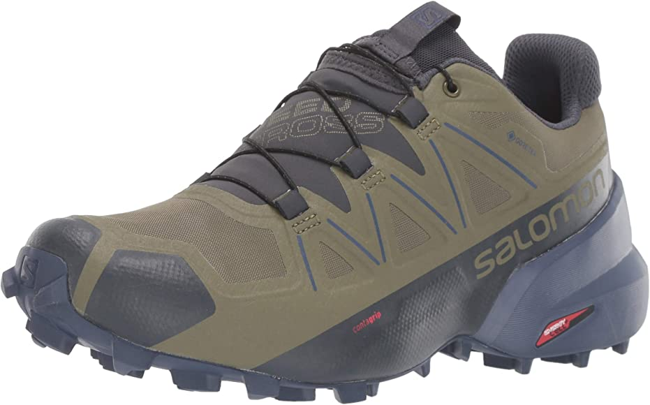 SALOMON Speedcross 5 GTX W, Zapatillas de Trail Running para Mujer: Amazon.es: Zapatos y complementos