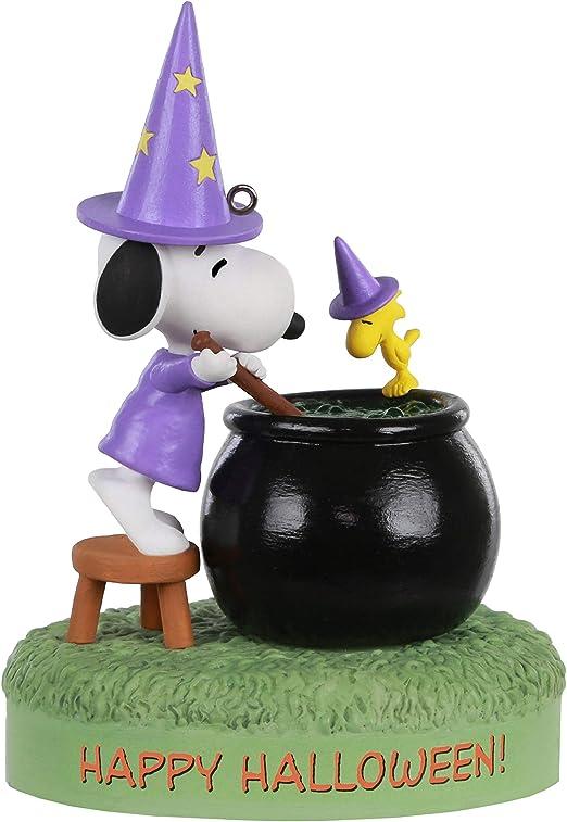 Halloween 2020 The Musical Amazon.com: Hallmark Keepsake Halloween Ornament 2020, The Peanuts