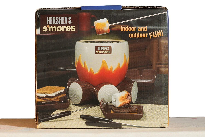 Hershey's S'mores Cooker Indoor and Outdoor FUN! by HERSHEY'S