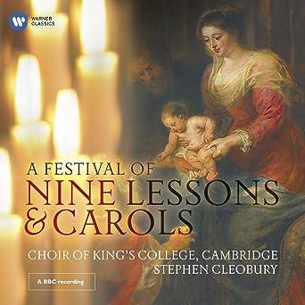 A Festival Of Nine Lessons Carols Kings College Choir Amazonca Music