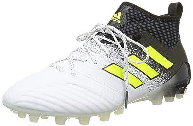 quality design b00b8 4e6eb adidas Ace 17.1 AG, Chaussures de Football Homme, Blanc (Footwear  WhiteSolar