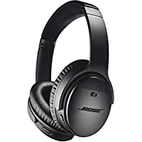 Bose QuietComfort 35 (Series II) Wireless Bluetooth Headphones, Noise Cancelling - Black