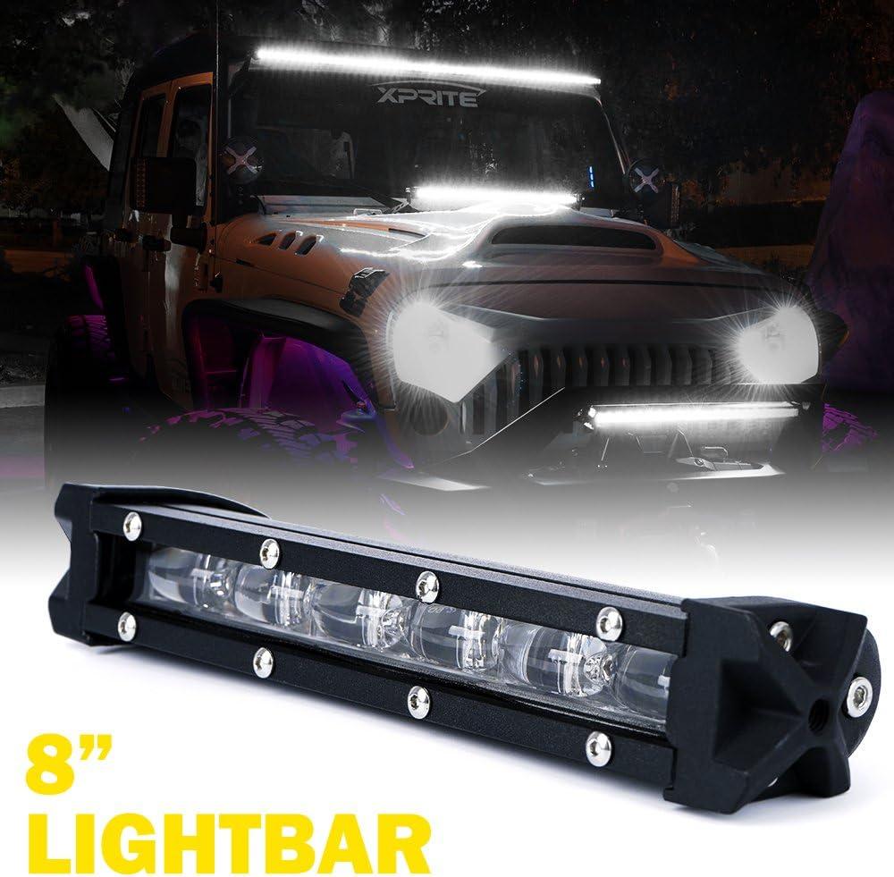 Xprite Single Row LED Light Bar