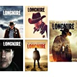 Longmire DVDs ALL Season 1-5 Complete Set Collection Series 1,2,3,4,5 TV Lot