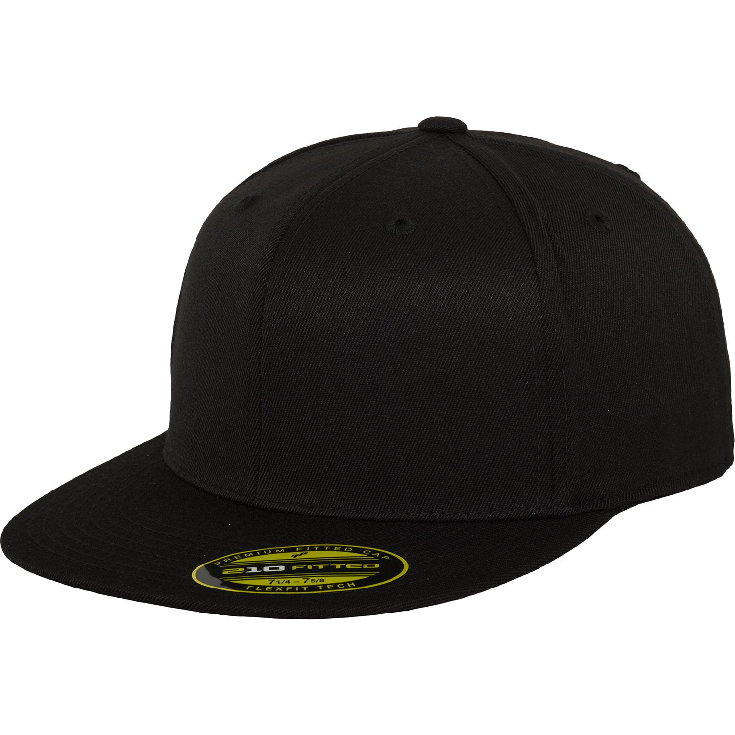 b5d2d24f2657f0 Flexfit Premium 210 Fitted Cap at Amazon Men's Clothing store: