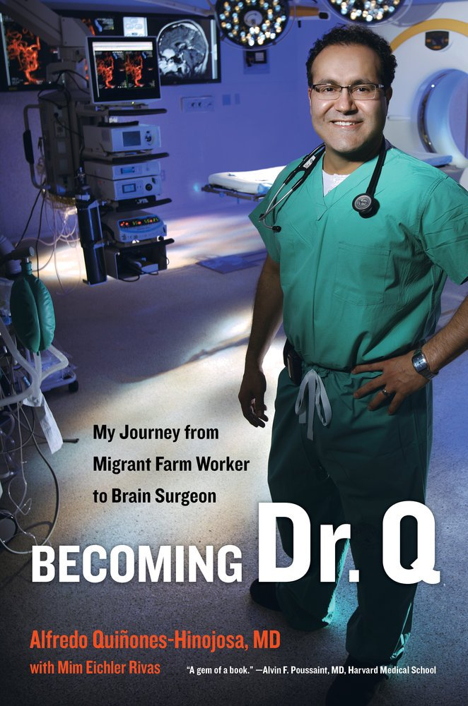Becoming Dr. Q Book Cover
