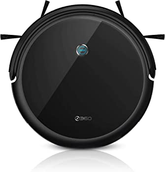 360 C50 Robot Vacuum and Mop Works with Alexa and Google Assistant